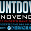 Countdown to NovEnder Day 20: Ender's Game Mini IMAX Poster