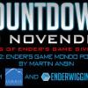Countdown to NovEnder Day 22: Ender's Game Mondo Poster