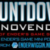 Countdown to NovEnder Day 6: Ender's Game Mini Poster