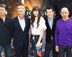GALLERY: Photos from Paris Photo Call