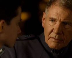 VIDEO: Ender's Game Clip 'Graff Recruits Ender'