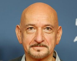 Sir Ben Kingsley Talks Shower Fight