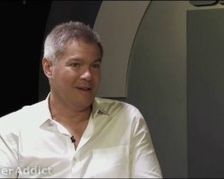 VIDEO: Producer Ed Ulbrich Talks Ender's Game