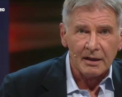 VIDEO: Harrison Ford Talks Ender's Game on Wetten Dass …?