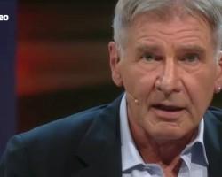 VIDEO: Harrison Ford Talks Ender's Game on Wetten Dass …?