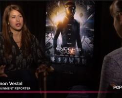 VIDEO: PopSugar Interviews Asa Butterfield and Hailee Steinfeld