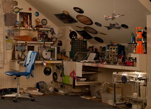 Ender's Room
