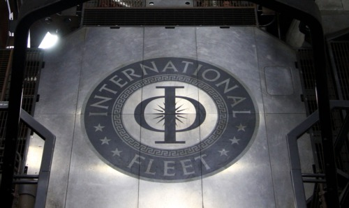 International Fleet Logo