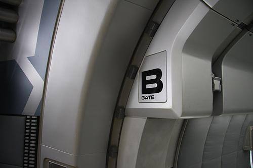 B Gate