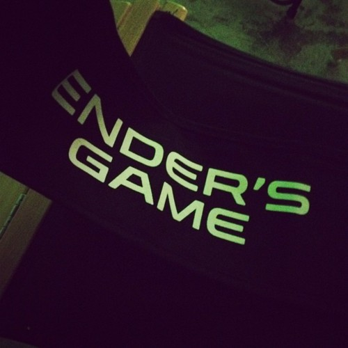 Ender's Game Chair