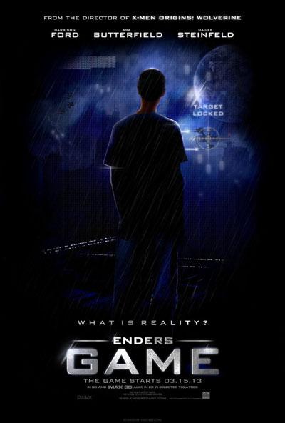 Fan Poster: Ender's Game