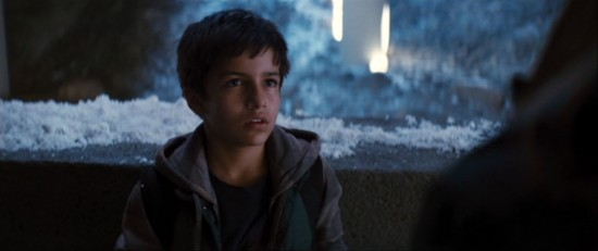 Aramis Knight in The Dark Knight Rises