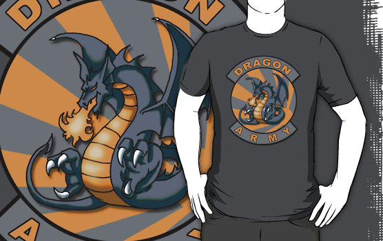 Dragon-Army-Shirt