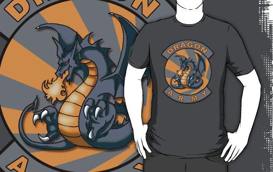 Dragon-Army-Shirt