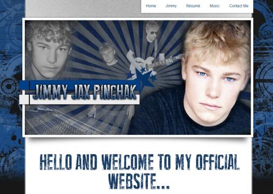 Jimmy-Jax-Website