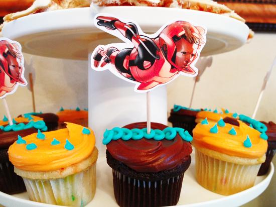 Ender-Cupcakes