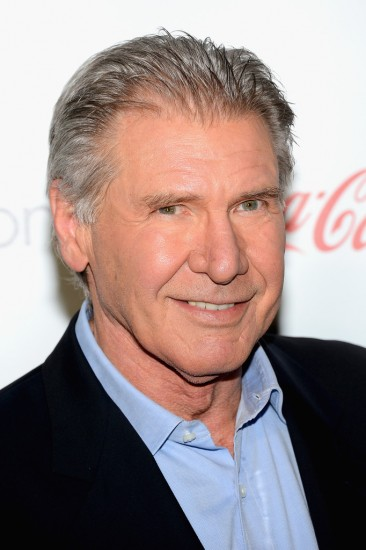 Harrison Ford at CinemaCon 2013.