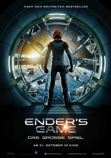 EndersGamePoster_German_highres