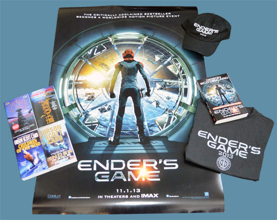 EndersGameCollection2013