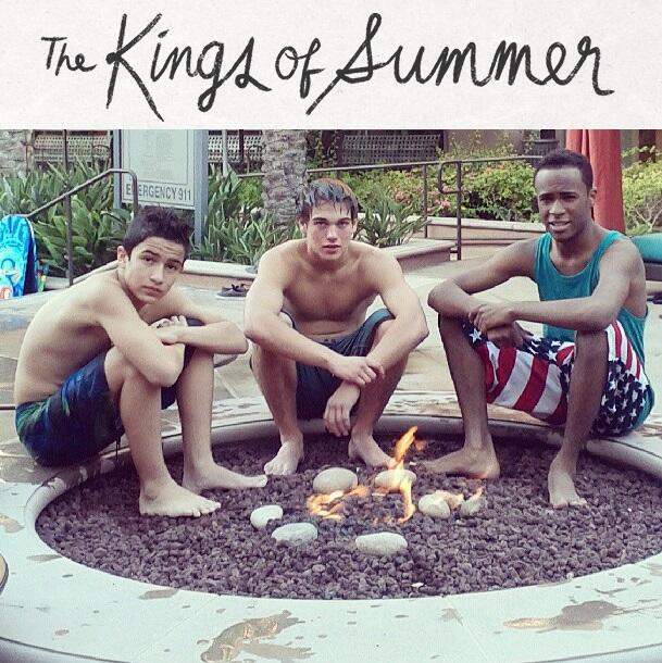 Apropos Kings of Summer  Aramis Knight Instagram