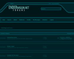 EnderWiggin.net Forums Now Open