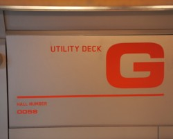 'Ender's Game' Production Blog Posts Utility Deck Photo