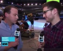 MTV's Josh Horowitz Talks 'Ender's Game' with Bobby Cohen