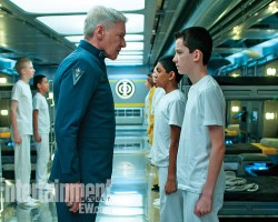 """Gavin Hood On the """"Queer Irony"""" of Ender's Game"""