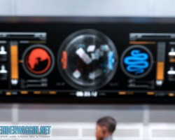 'Ender's Game' Still Breakdown: Battle School Mess Hall