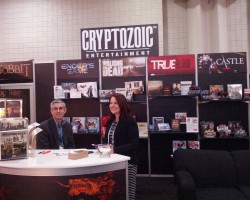 Cryptozoic Obtains Rights to Develop Games for Ender's Game Movie