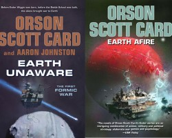 Title for Book 3 of First Formic Trilogy to be 'Earth Awakens'