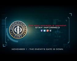 Official Ender's Game Website IF-Sentinel.com Debuts Splash Page