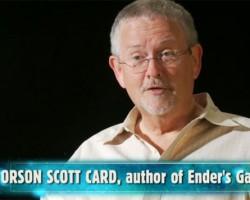 VIDEO: Q&A with Orson Scott Card