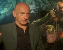 """Ben Kingsley Calls 'Ender's Game' a """"Very Exciting Franchise"""""""
