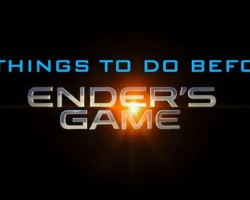 VIDEO: 50 Things to Do Before Ender's Game