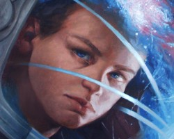 Fan Made Friday: Oil Painting of Ender Wiggin