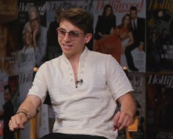 Moises Arias Calls 'Ender's Game' a Memorable Experience