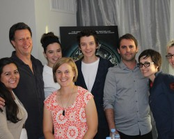 """An """"Ender's Game"""" Roundtable – Conversations With the Director, Producer, and Cast!"""