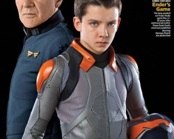 Entertainment Weekly Reveals New Ender's Game Cover