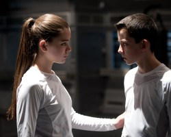 PHOTO: Petra and Ender in Training