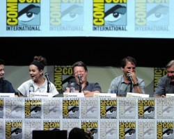 VIDEOS: Watch the Entire Ender's Game Comic-Con Press Conference