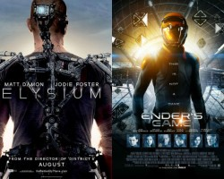 'Ender's Game' Trailer to Make Theatrical Debut with 'Elysium'