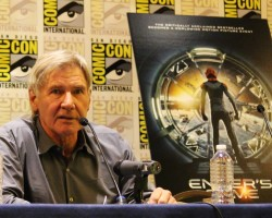"GALLERY: Comic-Con 2013 ""Ender's Game"" Press Conference"