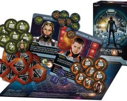 'Ender's Game: Battle School' Board Game: Hi-Res Image