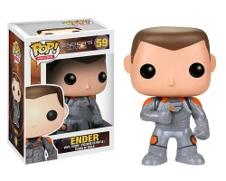 First Look at Ender and Petra Funko Pop! Vinyl Figures