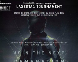 Ender's Game Laser Tag Tournament To Be Held At Gamescom