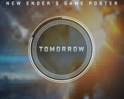 Final 'Ender's Game' Poster Revealed Tomorrow At 9 AM Pacific Time