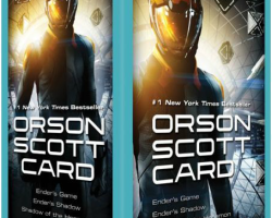 New Movie Tie-In Books: 'Ender's Game' Cover and Box Set