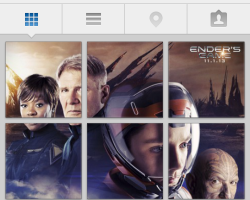 PHOTO: Ender's Game Instagram Collage