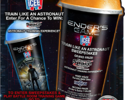 Official Release Info: Ender's Game ICEEs